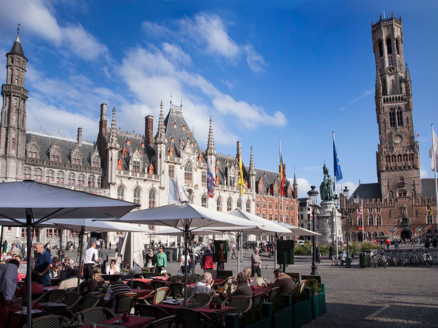 Brugge bezoeken: tips bij The Swan Hotel Collection.